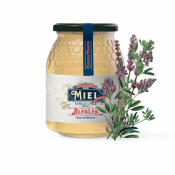 Miel De Alfalfa 1 Kg